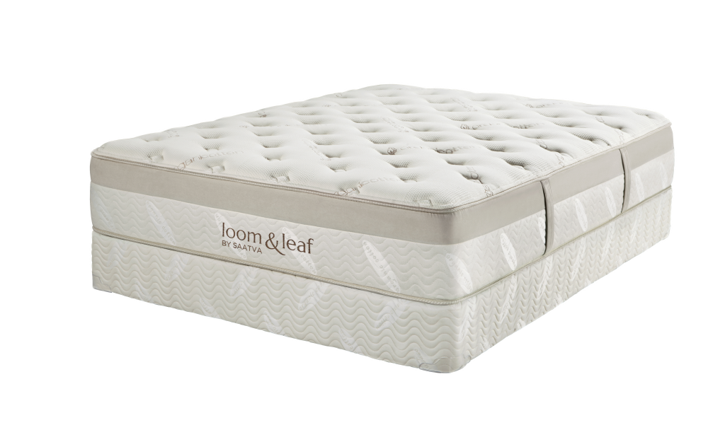 Loom and leaf mattress review - girl on the mattress