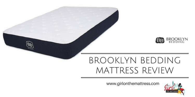 Brooklyn Bedding Mattress Review – #BestMattressEver??!!
