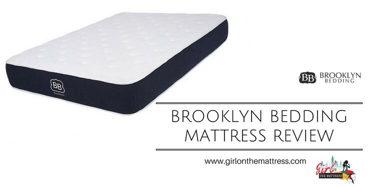 Brooklyn Bedding Mattress Review – #BestMattressEver??!!