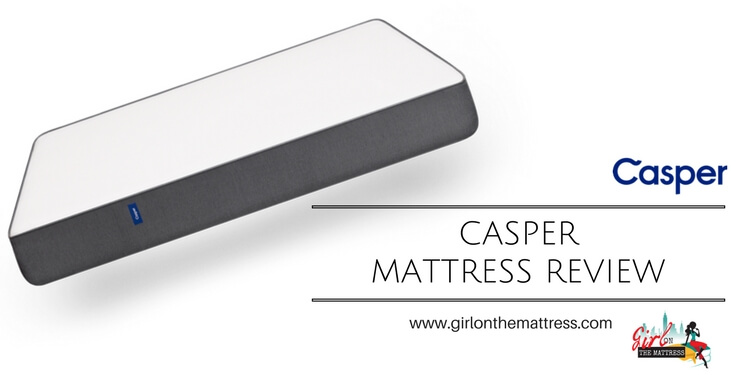 Casper Mattress Review, Casper, Casper Mattress, Casper Bed