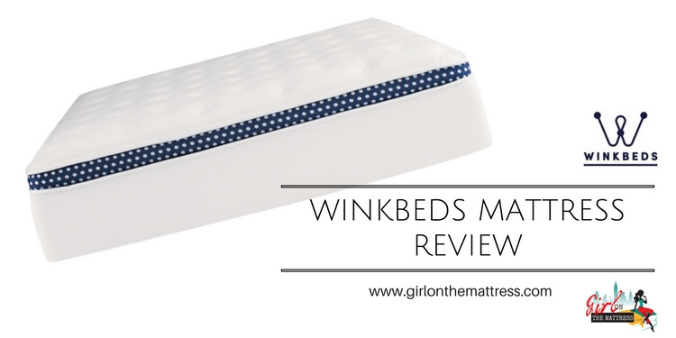 Winkbeds Mattress Review, winkbeds, wink beds, wink bed review, girl on the mattress