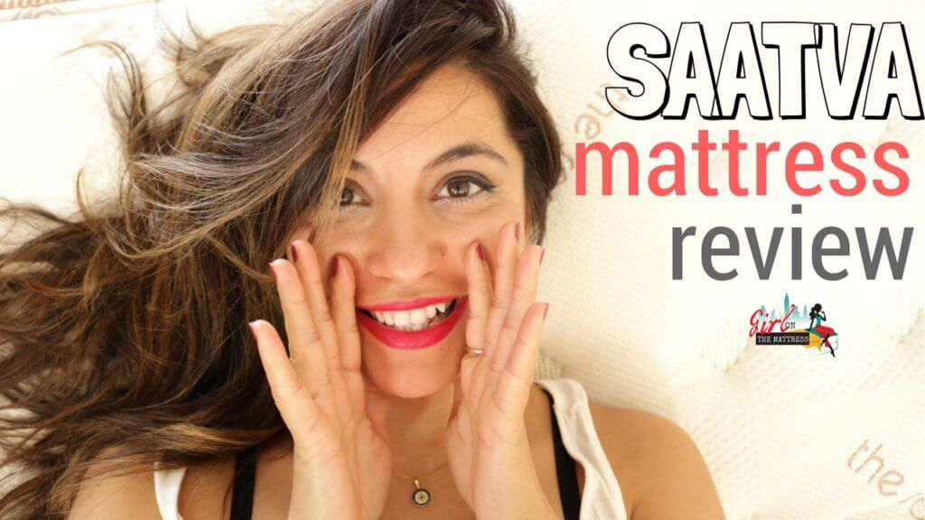 Saatva Mattress Review - Organic Cotton Cover - Spring mattress - Girl on the Mattress - Online mattress reviews