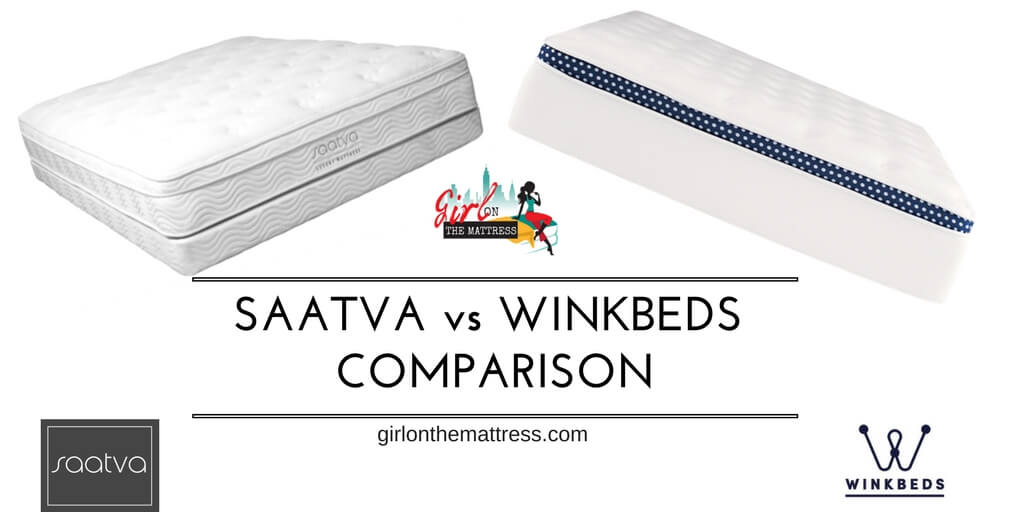 WinkBeds vs Saatva Mattress Comparison – Big Fight Here!
