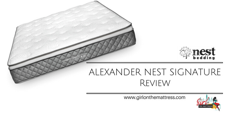Nest Alexander Signature Mattress Review – INS and OUTS
