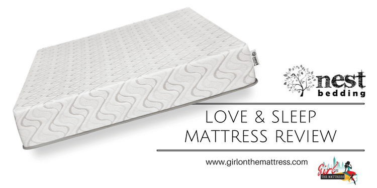 Nest Love Bed Mattress Review