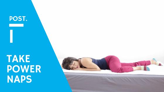 Better Sleep Tips – Take Power Naps