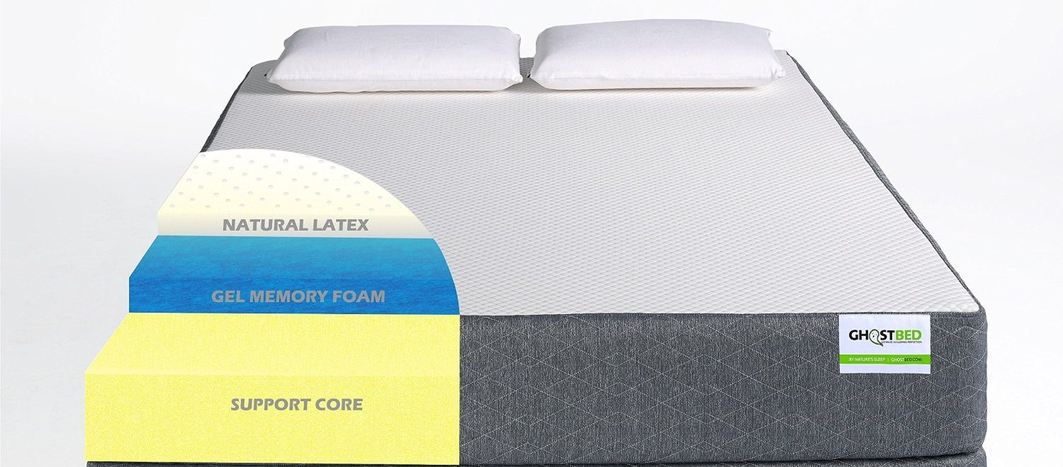 ghostbed mattress review, ghostbed review, ghostbed discount, naturesleep ghostbed, ghost bed, ghost bed mattress review