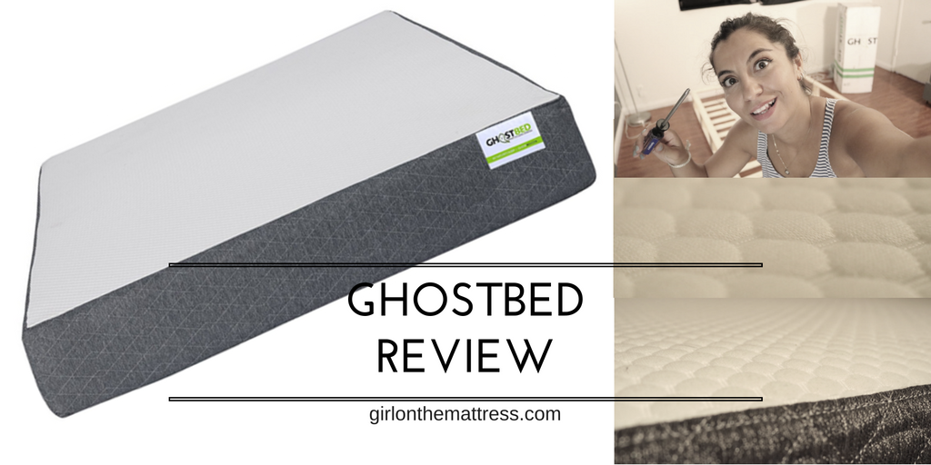 Ghostbed Mattress Review Every Freaky Detail You Should