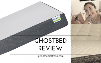 GhostBed Mattress Review – Every Freaky Detail YOU Should KNOW!