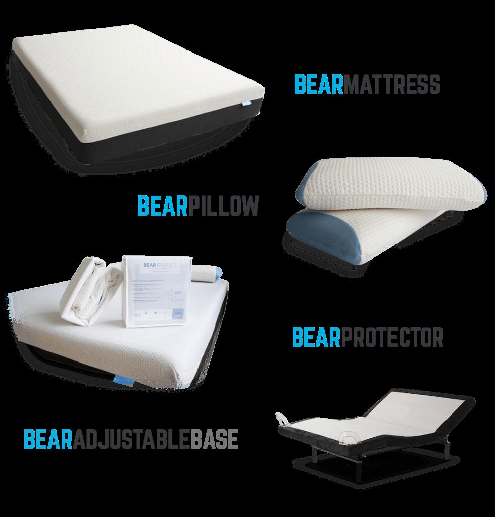 Bear mattress review, Bear Mattress Sleep Bundle Deal