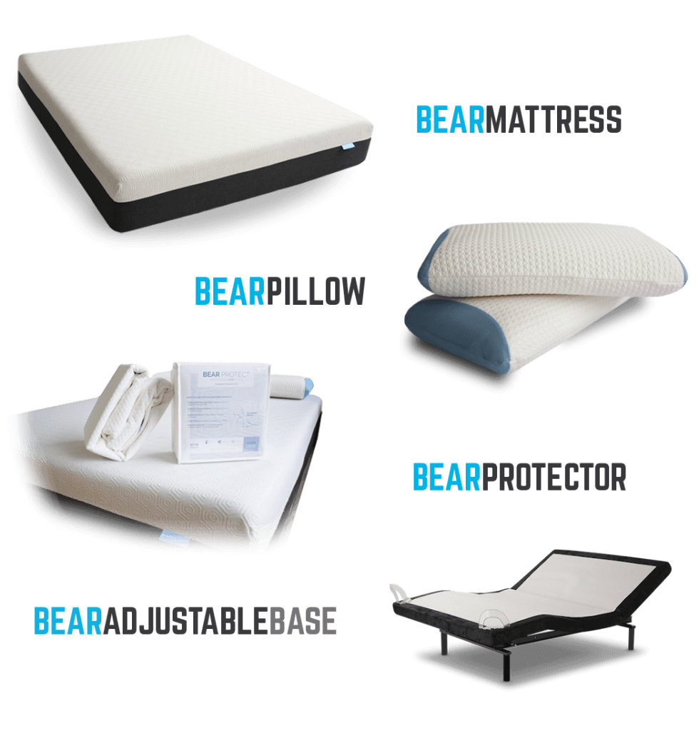 Bear mattress review, Bear Mattress Sleep Bundle Deal