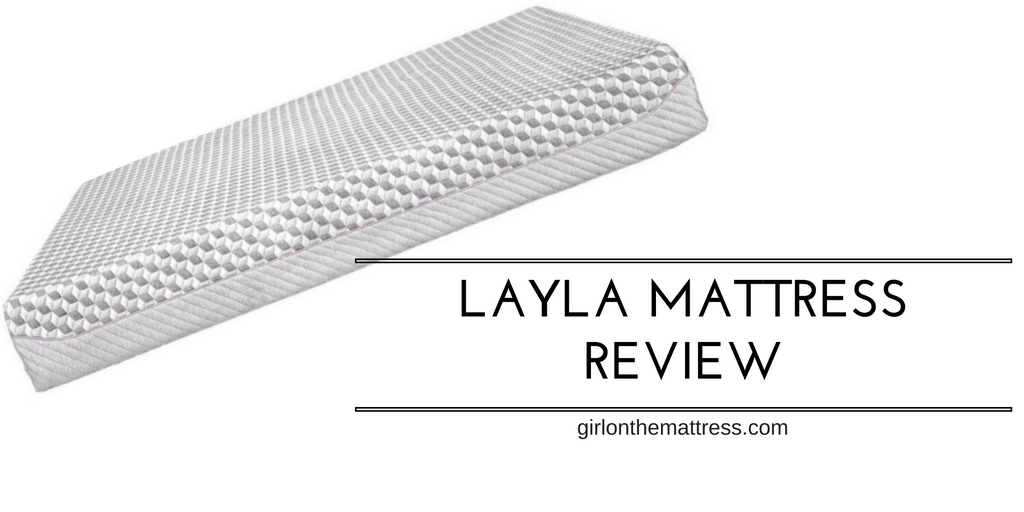 Layla Mattress Review Is She The Copper Infused Rising