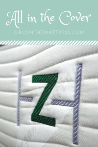 Zenhaven mattress review - girl on the mattress - zen haven mattress review