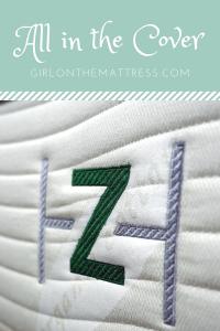 Zenhaven mattress review - girl on the mattress - zen haven mattress review