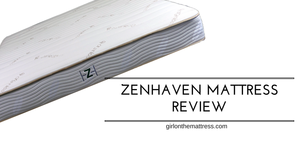 Zenhaven mattress review, zen haven mattress review