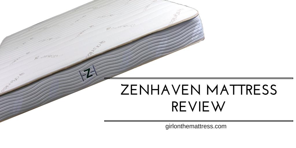 Zenhaven Mattress Review – 100% Latex Everything?
