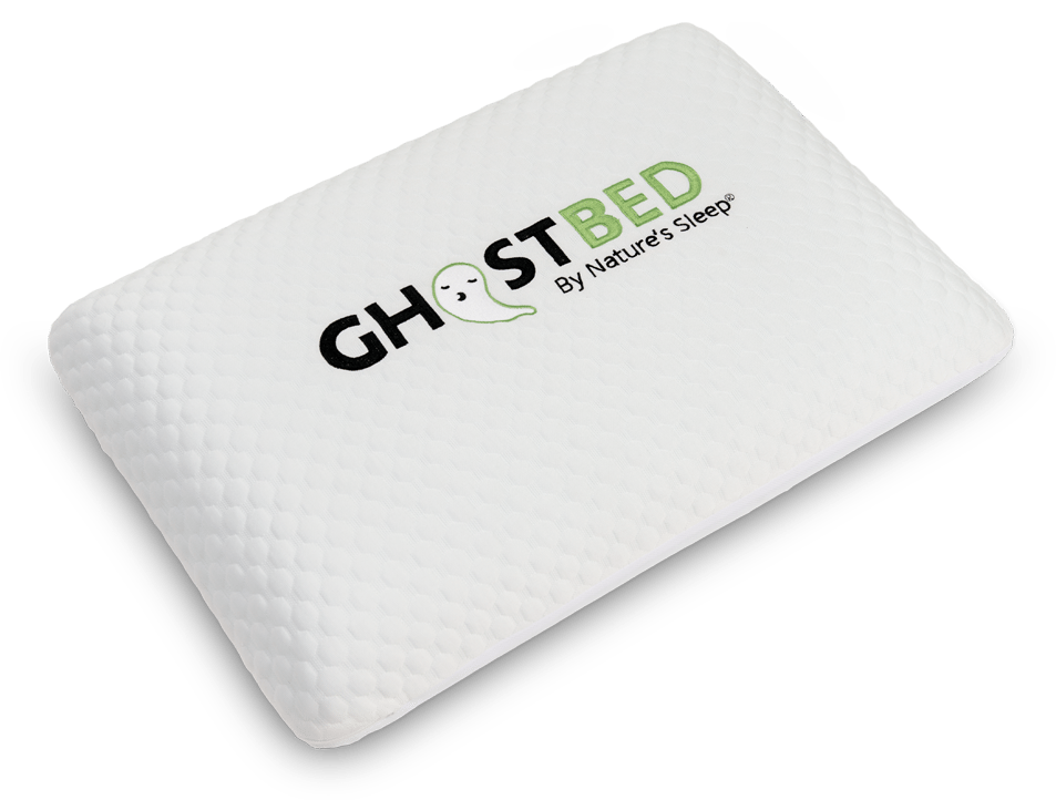 The Best 3 Pillows Online, ghostbed pillow review