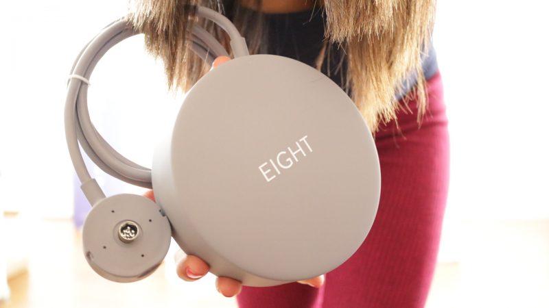 Eight Sleep Smart Mattress Review - Eight Sleep Tracker - by Girl on the Mattress