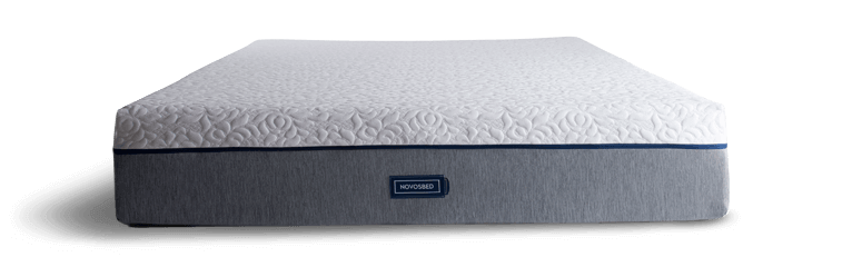 novosbed mattress review, mattress reviews, girl on the mattress