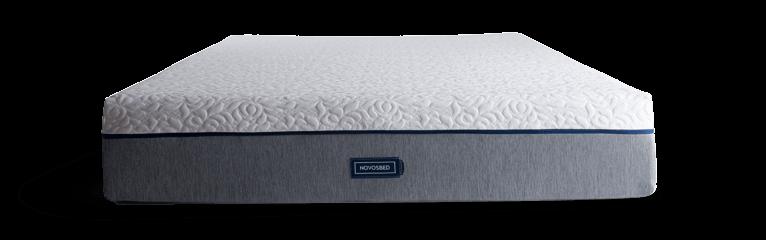 novosbed mattress review, mattress reviews, girl on the mattress