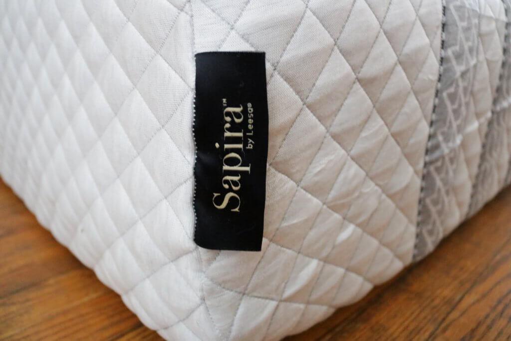 sapira mattress review, sapira reviews, leesa reviews, sapira mattress