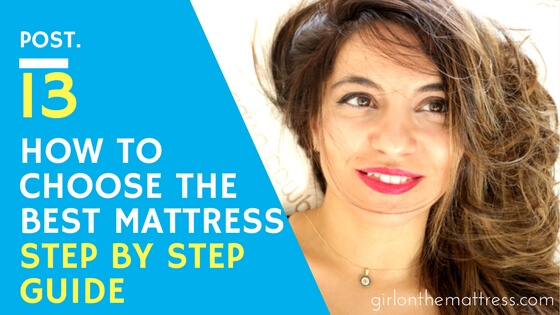 How To Choose The Best Mattress – A Step-by-Step Mattress Buying Guide