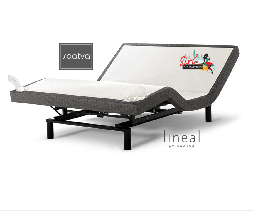Saatva Lineal Adjustable Bed Review - Lineal Bed Base - Lineal Saatva - Saatva Lineal