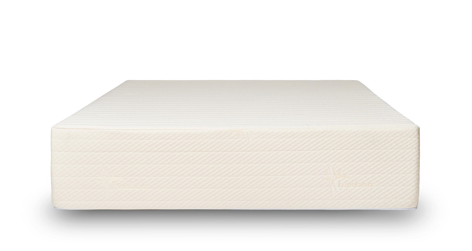 Brentwood Home Bamboo Gel 13 Memory Foam Mattress, girl on the mattress, brentwood home mattress reviews
