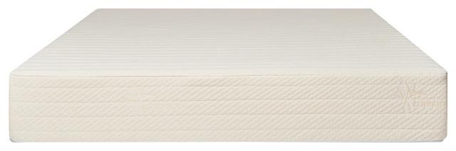 Brentwood Home Bamboo Gel 9 Memory Foam Mattress Reviews