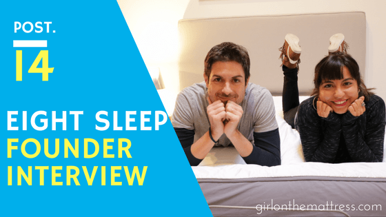 Eight Sleep Founder Interview Matteo Franceschetti