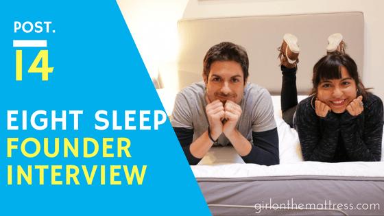 Eight Sleep Founder Interview Matteo Franceschetti