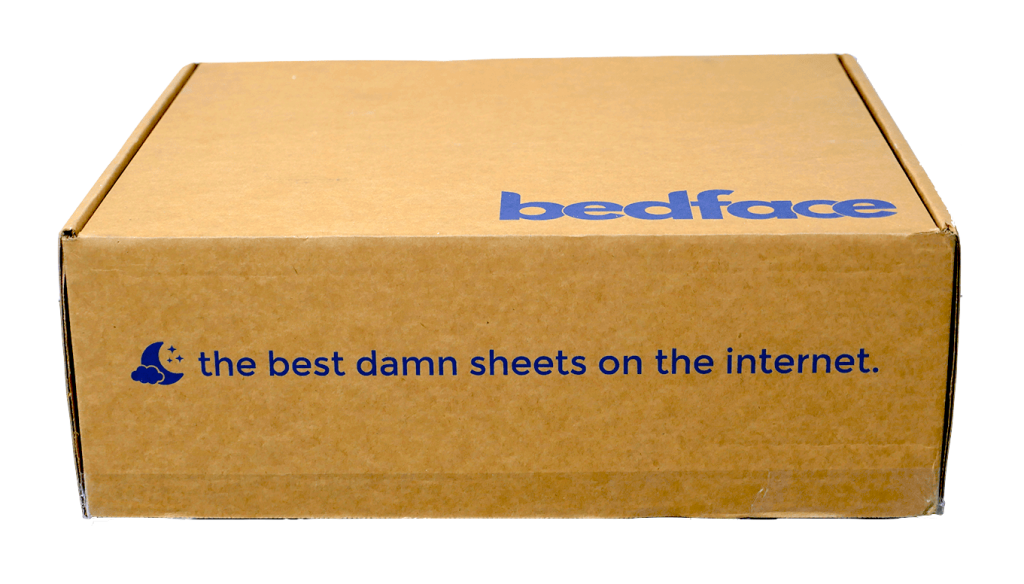 bedface sheets review, bedface sheets unboxing