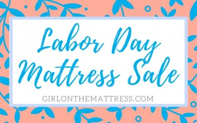 Girl on the mattress online mattress reviews 2017 for Best time for mattress sales