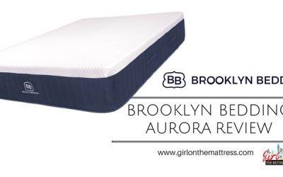 Brooklyn Bedding Aurora Mattress Review