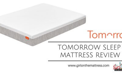 Tomorrow Sleep Mattress Review – Pillow, Comforter and Sleep Tracker