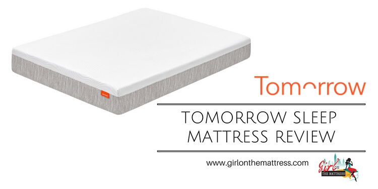 Tomorrow Mattress Review – Pillow, Comforter and Sleep Tracker
