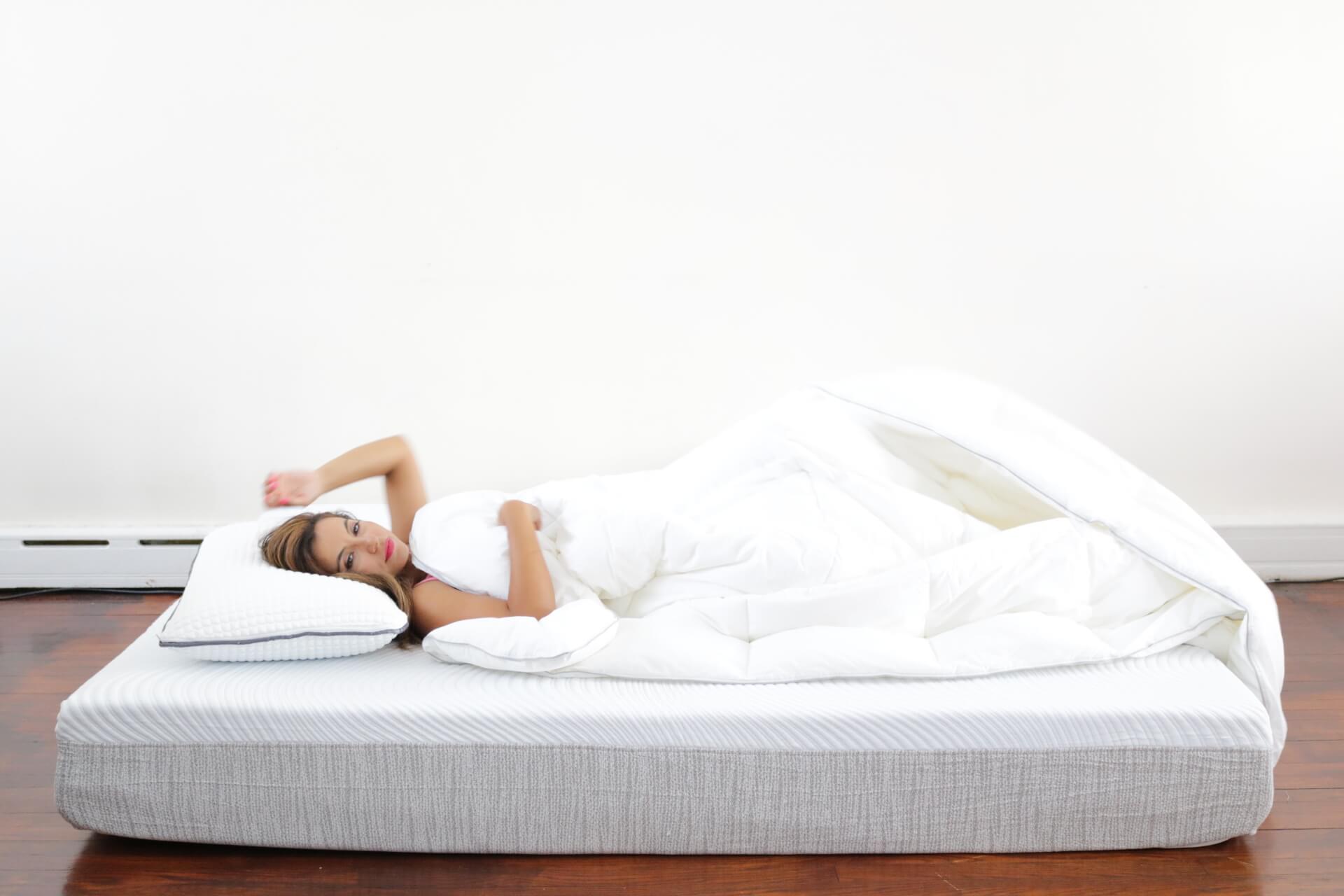 tomorrow sleep mattress review - Girl On The Mattress