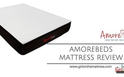 Amorebeds Mattress Review