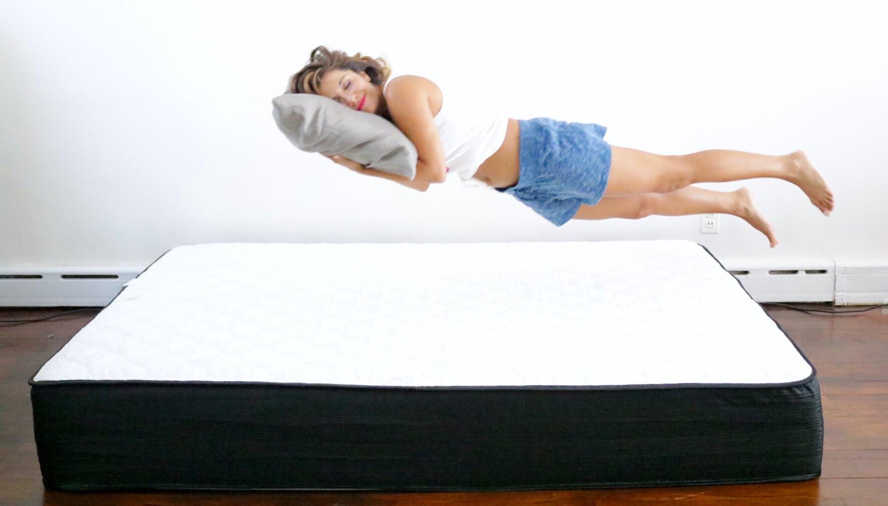 Girl On The Mattress Mattress Reviews Sleep Guides
