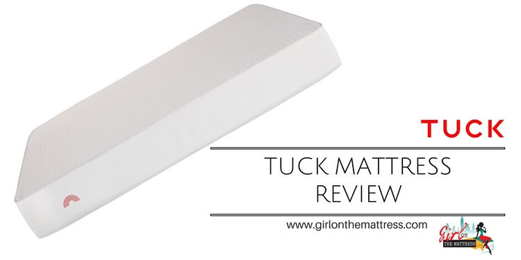 Tuck Mattress Review: Sleeping With New Technology