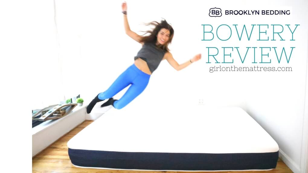 Bowery Mattress Review, Brooklyn Bedding Bowery Mattress Review, Brooklyn Beding Bowery Review