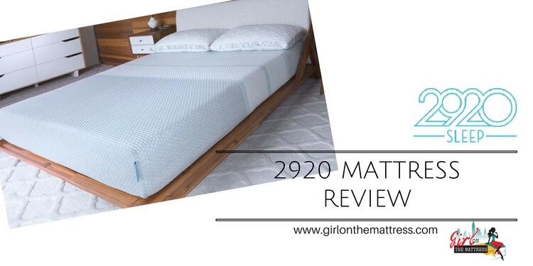 2920 Mattress Review – The All Foam Mattress You Need?