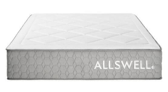 allswell mattress review, allswell home mattress review, allswell reviews, walmart allswell mattress review, girl on the mattress, mattress reviews, online mattress reviews, mattress guides