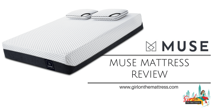 Muse Mattress Review – Chic Memory Foam Mattress