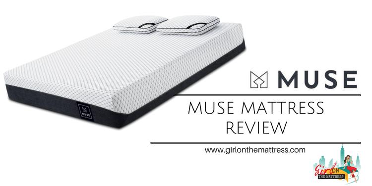 Muse Mattress Review – Chic Memory Foam Mattress