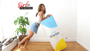 Blello Mattress review, blello mattress, blello, mattress in a box, bed in a box