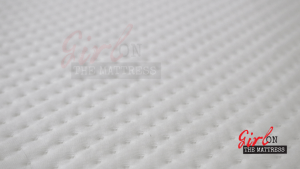 Blello Mattress review, blello mattress, blello, mattress in a box, girl on the mattress 2