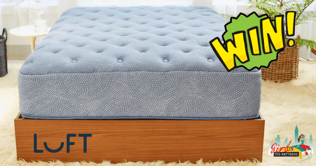 New Year's Free Mattress Giveaway!