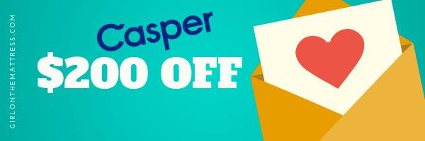 Casper Mattress Discount Code, Coupons, Deals & Sales