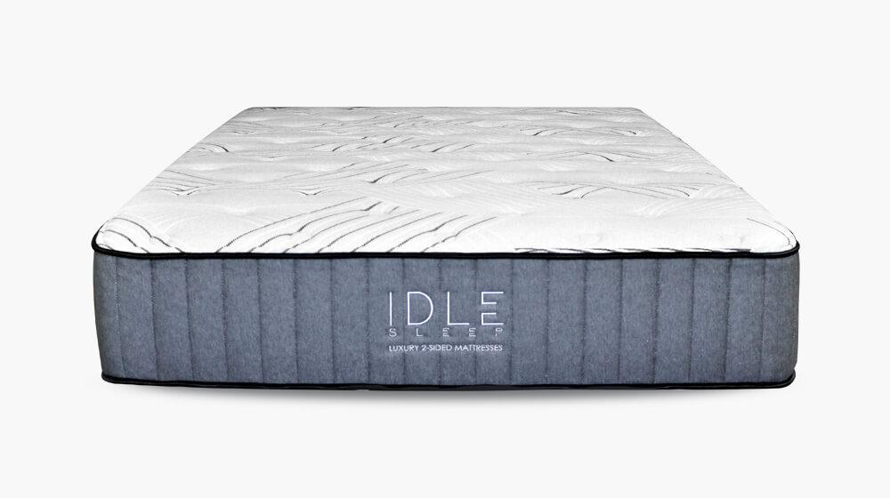idle mattress review, idle hybrid mattress